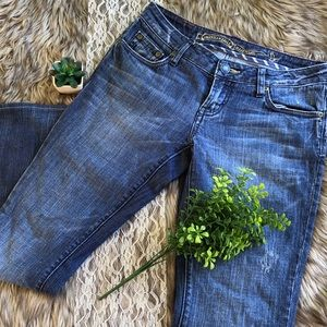Dark Blue Jeans! By American Eagle